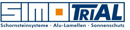 SIMO TriAL - Schornsteinsysteme und Lamellengitter